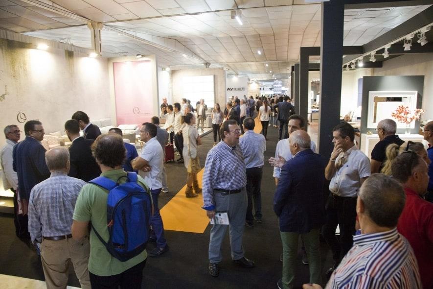 Los visitantes del sector contract se muestran sorprendidos por la visión genuina y contemporánea de los fabricantes de la Región
