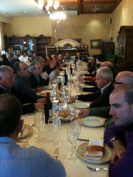 Feria del Mueble Yecla celebró el VI Encuentro de Agentes Comerciales.