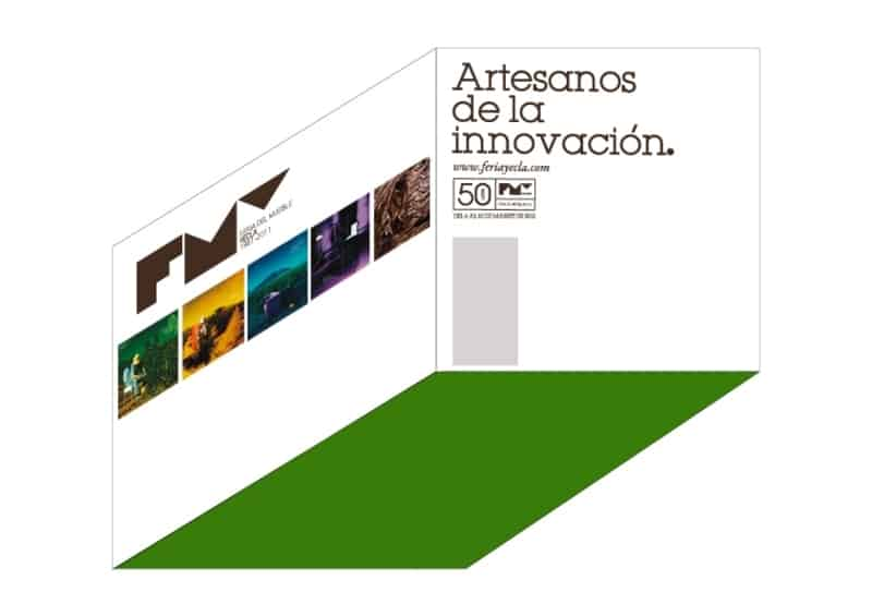 Feria del Mueble Yecla presenta en Valencia su 51º edición.