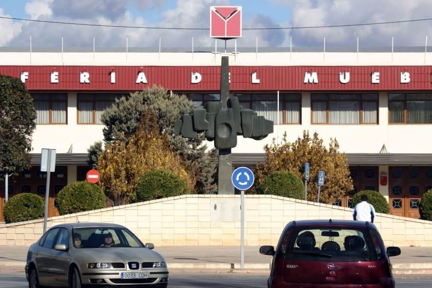 Visitantes y expositores de la Feria del Mueble Yecla intercambiarán sus papeles en la 51ª edición para luchar contra la crisis