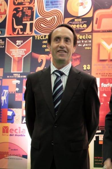 La Feria del Mueble Yecla concede su máximo premio en recuerdo de Juan Miguel Benedito