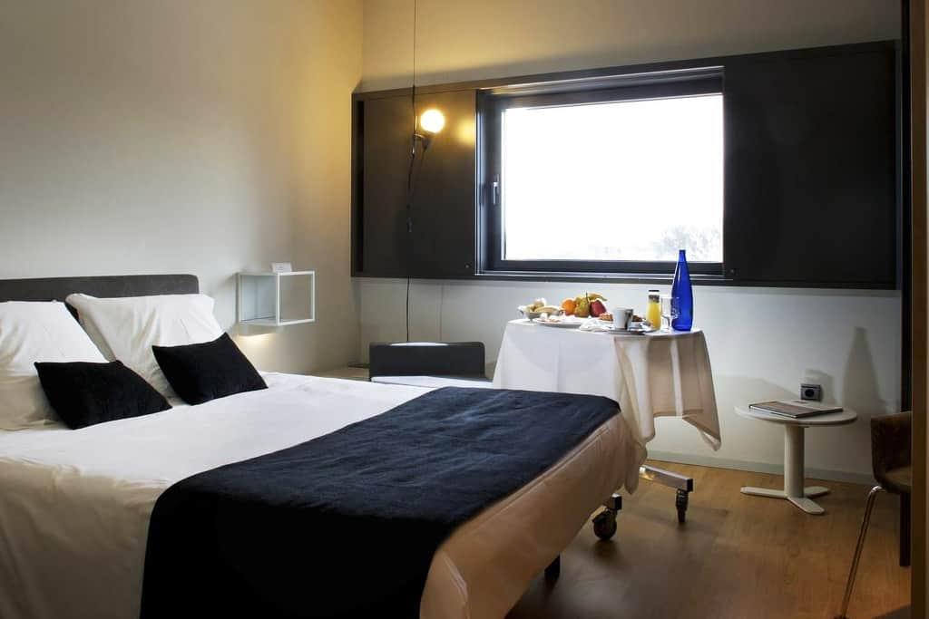 Alojamiento-Hotelblue