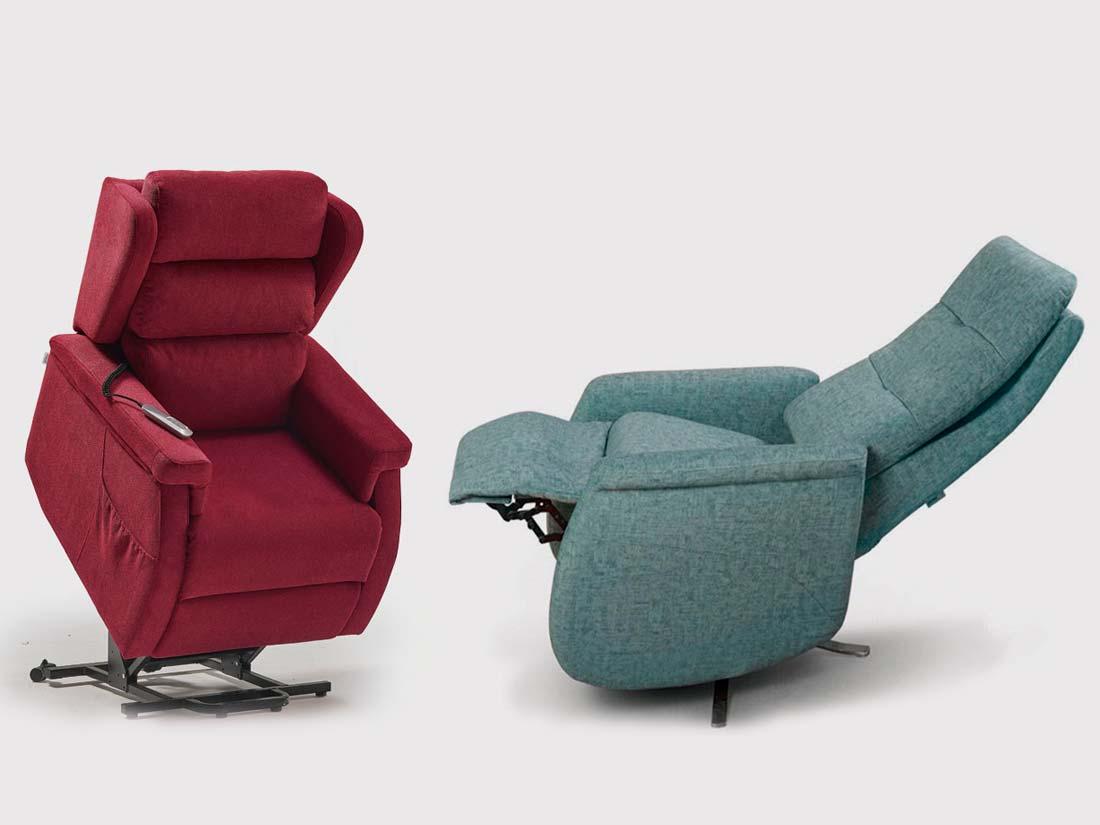 Maquinaria Textil e industrias afines - Mecanismos para tapizados