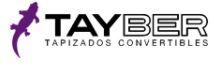 Logo tayber tapizados