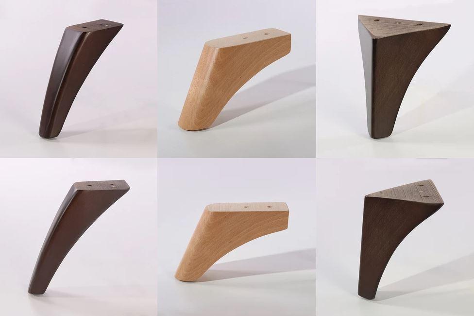 Mapay Patas de madera para muebles