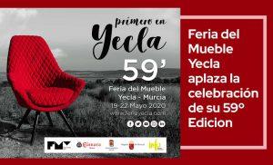 Feria-del-Mueble-Yecla-aplaza-la-celebración-de-su-59º-Edicion