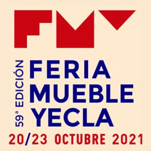 Feria del mueble Yecla 59 edición 60 aniversario