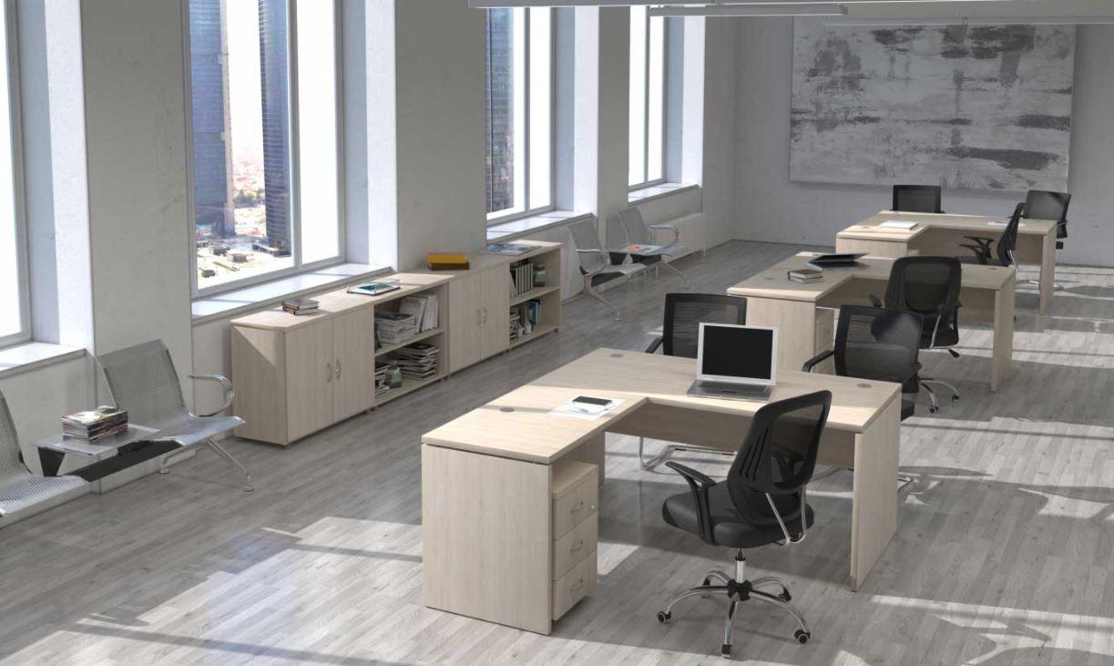 Euromof Mobiliario oficinas