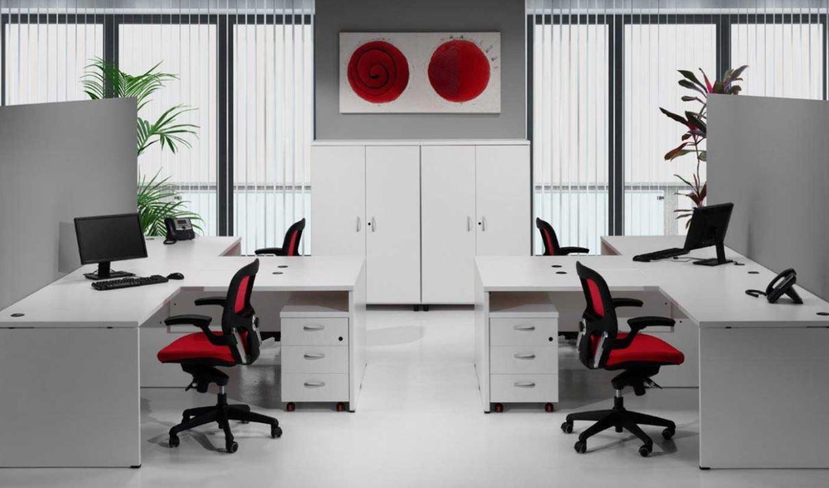 Euromof fabricación muebles oficina