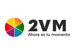 Logo 2VM Agencia de Marketing